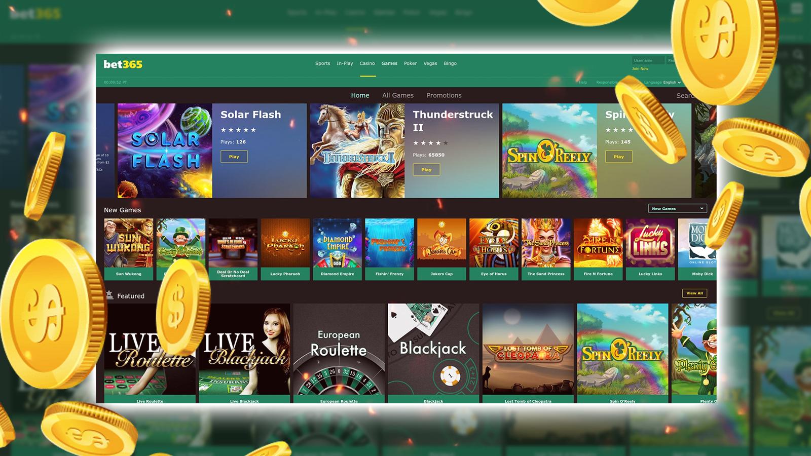 Bet365 online casino reviews полуавтоматы с углекислотой и их разновидности